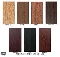 Oak Veneer Laminate Flooring Match U0027n Patch Realistic Repair Tape Natural Oak Amazon Com