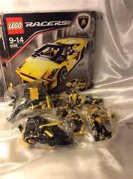 lego lamborghini gallardo lego racers 8169 lamborghini gallardo lp 560 4 2 in 1 två modeller på
