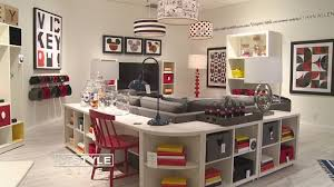 ethan allen launches new disney line of furniture and decor youtube