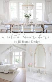 a white dream home by js home design tuft trim a white dream home by js home design