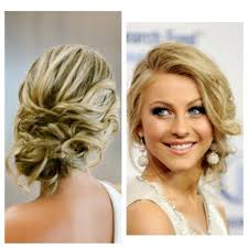 low bun prom hairstyles totally cute curly updos for prom and