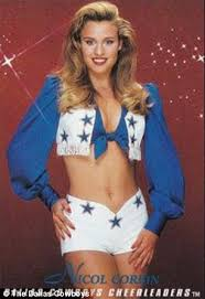 Dallas Cowboys Cheerleader Halloween Costume Meet Dallas Cowboys Cheerleader Nicol Bush