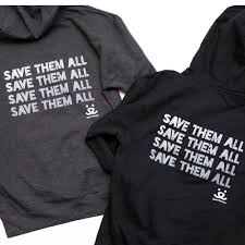 save them all fade hoodie u2013 best friends online store