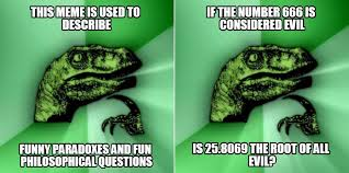 Philosoraptor Memes - what are memes and how you should use them