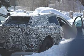 u spy new jaguar e pace thrusts brand u0027s suv lineup into bmw x1