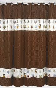 Baby Bathroom Shower Curtains by Hooty Owl Shower Curtain Hooks By Saturday Knight Ltd Http Www