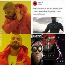 Meme Black - 19 black panther memes that get 2 thumbs up memebase funny memes