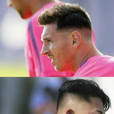 New Haircut Meme - lionel messi new haircut by recyclebin meme center