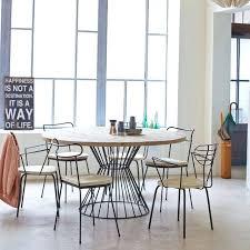 table de cuisine en fer forgé table de cuisine en fer forge chaise lot de chaises en mtal et bois