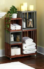 Wooden Crate Shelf Diy by Bookcase Easy Shelves From Old Wooden Crates Wood Crate