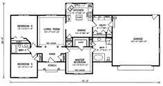 berm house floor plans floor plan 2130 sq ft like the kitchen and pantry but don t like
