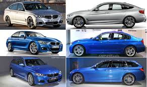 bmw 330i vs 328i bmw 3 series gt vs sedan vs touring visual comparison what s your