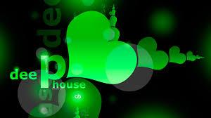 4k wallpapers deep house music heart style 2014 el creative