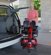 get a bruno lift for scooters wheelchairs powerchairs