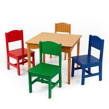 kidkraft nantucket 4 piece table bench and chairs set kidkraft nantucket kids 5 piece table chair set reviews wayfair ca