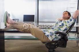 Desk Meme - feet on desk meme generator