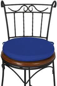 Blue Bistro Chairs 26 Best Round Bistro Chair Cushions Images On Pinterest Bistro