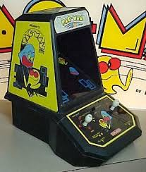 Pacman Game Table by Pac Man U2013 Phosphor Dot Fossils