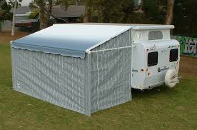 Rollout Awnings Roll Out Awning Walls Sar Major Canvas Goods And Trailers