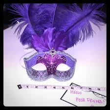 mardi gras mask new orleans accessories new orleans style mardi gras mask poshmark