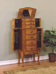 Where To Buy A Jewelry Armoire Fine Jewelry Cabinets And Armoires For Women