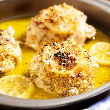 ina garten u0027s lemon chicken the pkp way