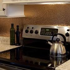 copper backsplash kitchen stunning copper backsplash for modern kitchens copper backsplash