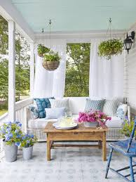 Rachel Ashwell Home by Pretty Front Porch Ideas Eighteen25