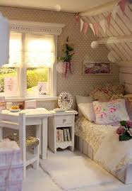 shabby chic kids bedroom with lavender memories