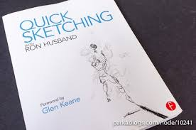 book review quick sketching with ron husband parka blogs