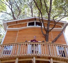 massachusetts contractor takes treehouse to next level portland