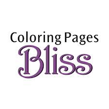 coloring pages bliss youtube
