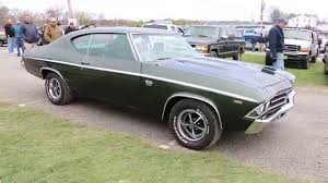 1969 chevrolet chevelle ss for sale body off restoration 396