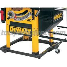 dewalt table saw dw746 dewalt dw7460 type 1 mobile base for dw746 table saw parts tool