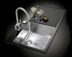 Franke Faucets Kitchen Magnificent Franke Sinks With Drain And Stainless Steel Faucet