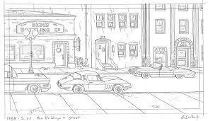 hey arnold backgrounds u2014 steve lowtwait art artwork by steve
