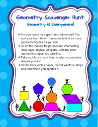 five ways to make geometry memorable scholastic