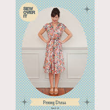 pattern dress pdf sew over it penny dress pdf sewing pattern sew over it online