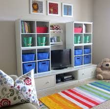 Playroom Storage Furniture by Playroom Closet Storage Ideas Designs