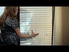 Intercrown Blinds Intercrown White 1 In Cordless Light Blocking Vinyl Mini Blind