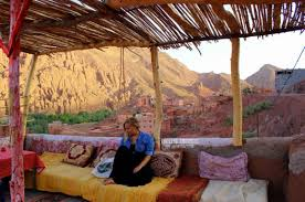 southern escape gorges du dades south of morocco photo
