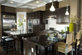 Kitchen With Bar Table - 77 custom kitchen island ideas beautiful designs designing idea