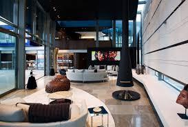 deco contemporaine chic modele maison contemporaine décoration et architecture