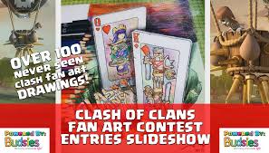 clash of clans fan art clash of clans fan art contest by jonno u0026 budsies youtube