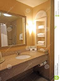 hotel bathroom sink area royalty free stock photo image 8663985