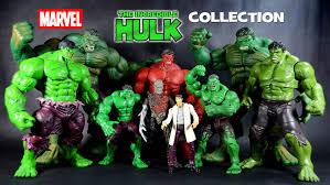 incredible hulk collection marvel universe