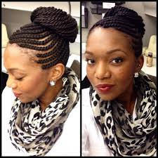 cornrow and twist hairstyle pics protective styles cornrows with senegalese twists youtube