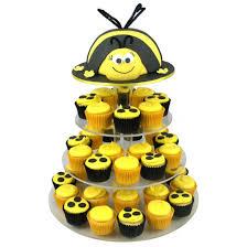 bumble bee cupcakes bumblebee cupcake cake