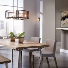 dining room lighting ideas dining room lighting tips at lumens com titus round chandelier by kichler