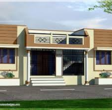 home design indian house design single floor house designs